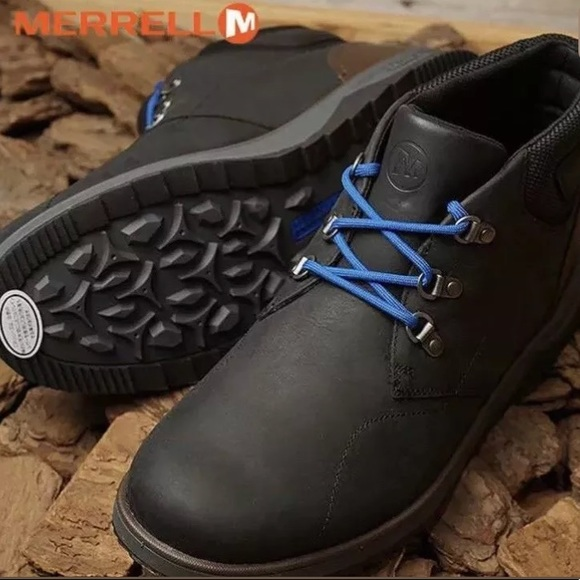 Merrell Shoes - Merrell Womans Men's Waterproof Boots Shoes 10 8.5